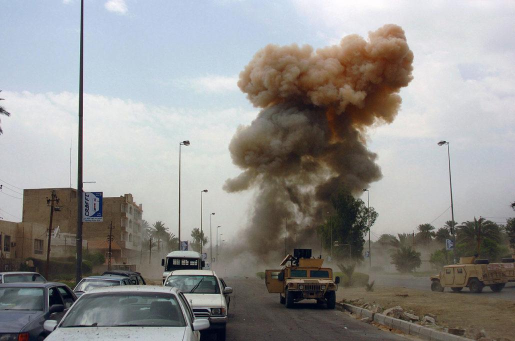 อิรักฮึกเหิมสหรัฐพร้อมทำสงคราม